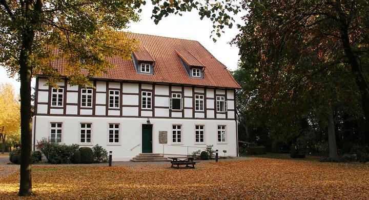 Auburg im Herbst